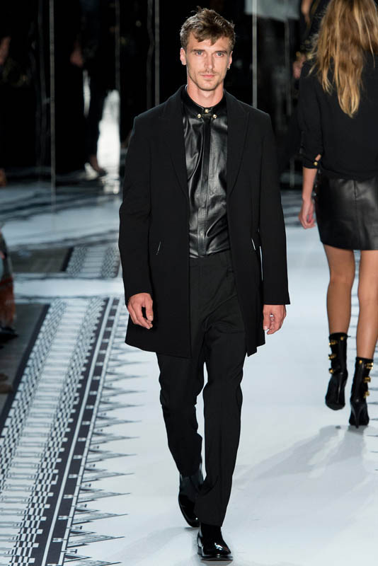 Clement Chabernaud for Versus Versace