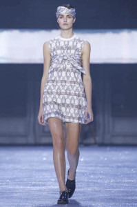 Moncler Gamme Rouge, Ready to Wear Spring Summer 2015 Collection in Paris