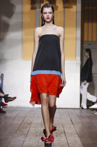 Cedric Charlier, Ready to Wear Spring Summer 2015 Collection in Paris