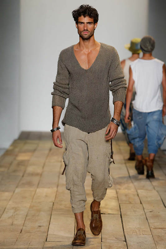 Juan Betancourt for Greg Lauren