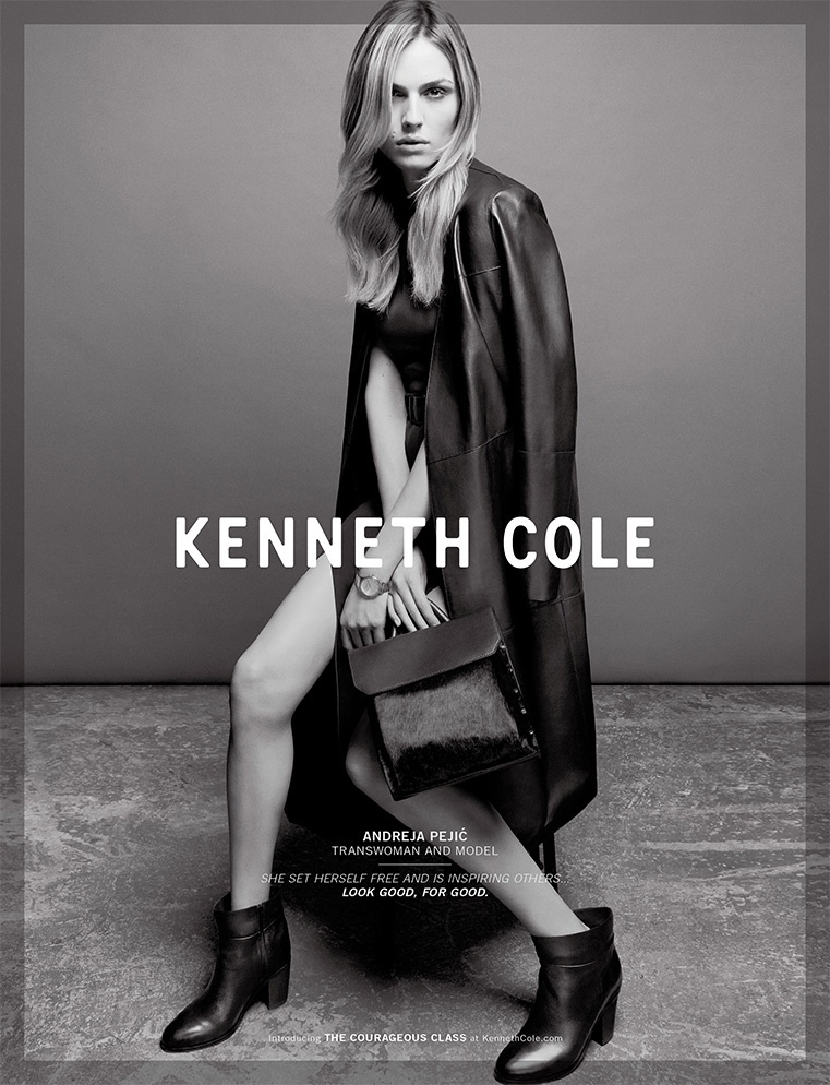 Andreja-Pejic-Kenneth-Cole-Fall-2015-Campaign