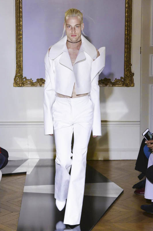 Masha Ma Fahion Show Ready to Wear Collection Spring Summer 2016 in Paris