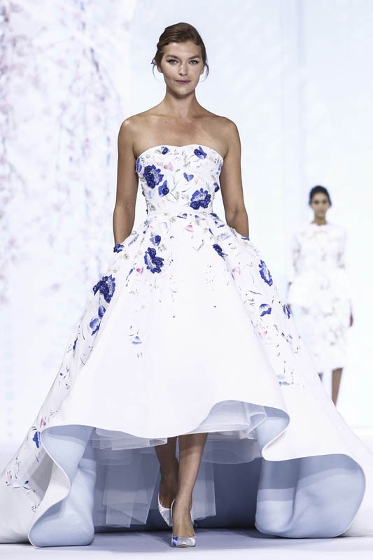 Ralph & Russo, Show Couture Spring Summer 2016 Collection in Paris