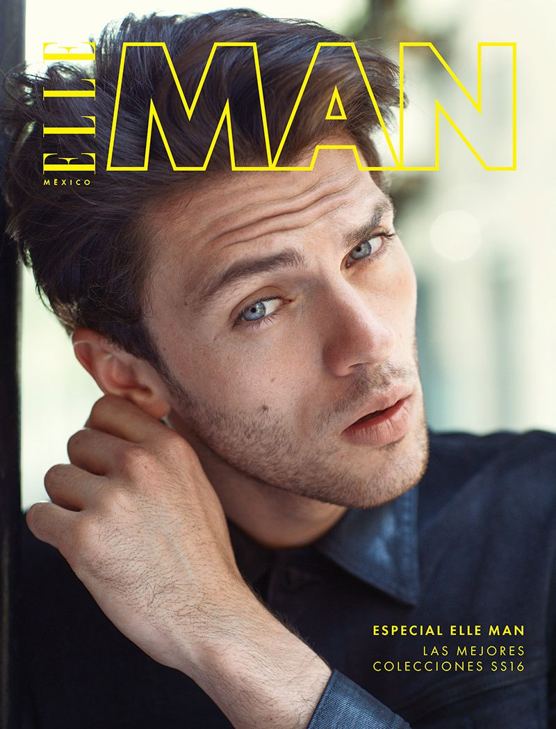 Elle Man Mexico - Spring/Summer 2016