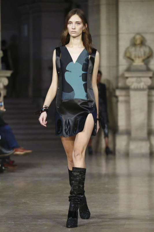 Luis Buchinho Fashion Show, Ready To Wear Collection Fall Winter 2016 in Paris
