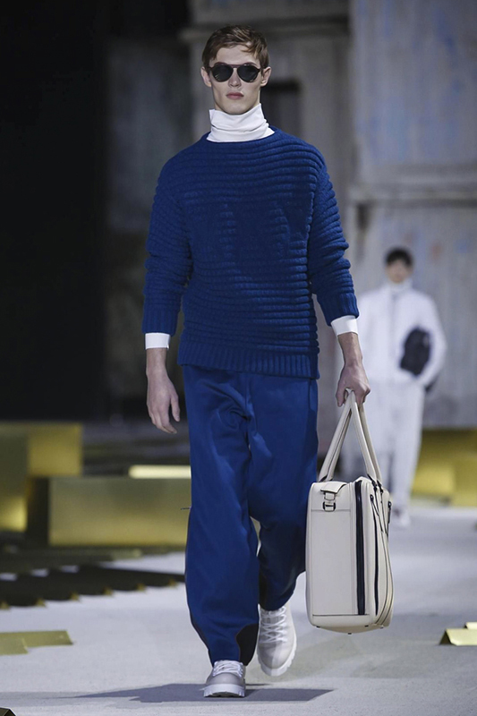 Ermenegildo Zegna, Fashion Show, Menswear Collection Fall Winter 2017 in Milan
