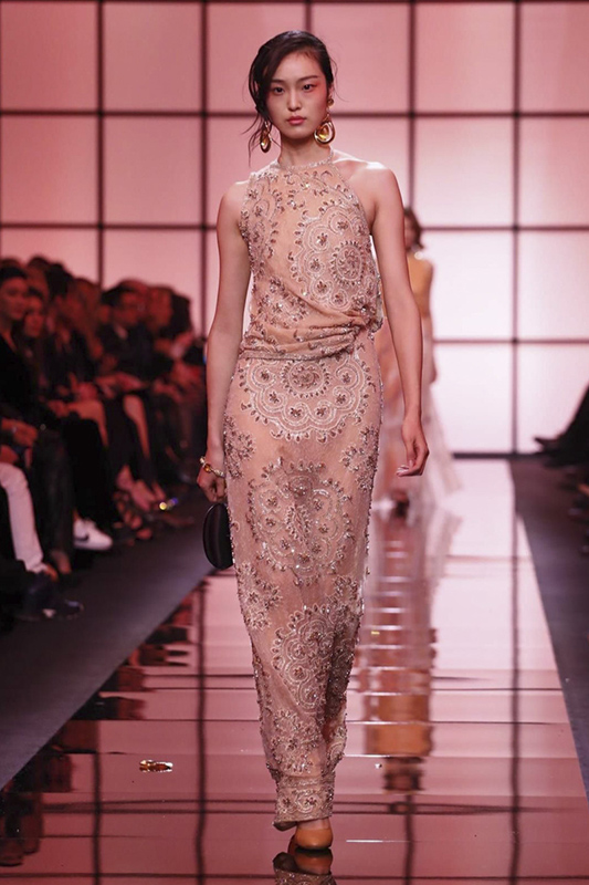 Giorgio Armani Privé, Couture, Spring Summer 2017 in Paris