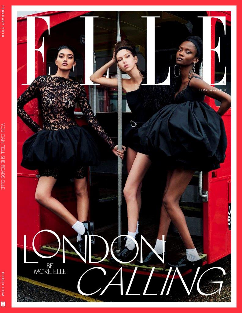 Lorena Maraschi - para Elle UK - por Liz Collins (3)