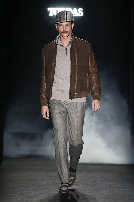 Torras 080 Barcelona Fashion Fall/Winter 2018-2019