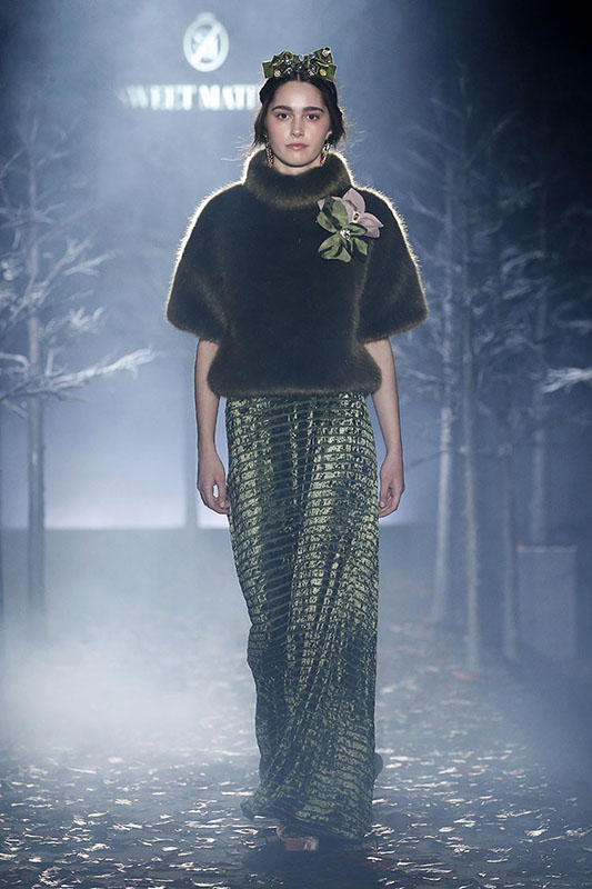 Sweet Matitos 080 Barcelona Fashion Fall/Winter 2018-2019