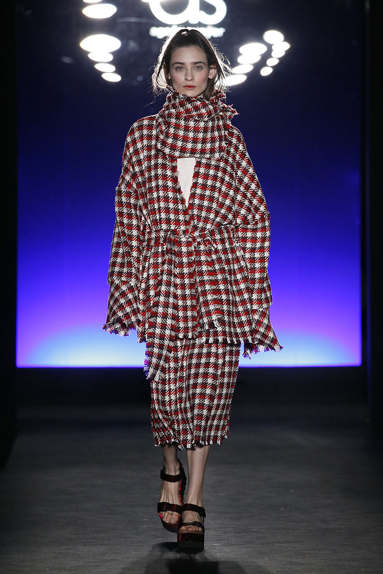 Agnes Sunyer 080 Barcelona Fashion Fall/Winter 2018-2019
