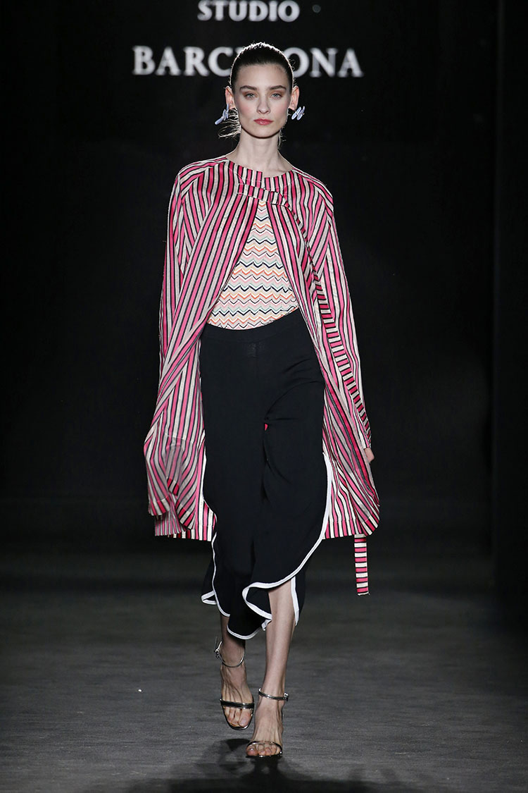 Ecorpion 080 Barcelona Fashion Fall/Winter 2018-2019