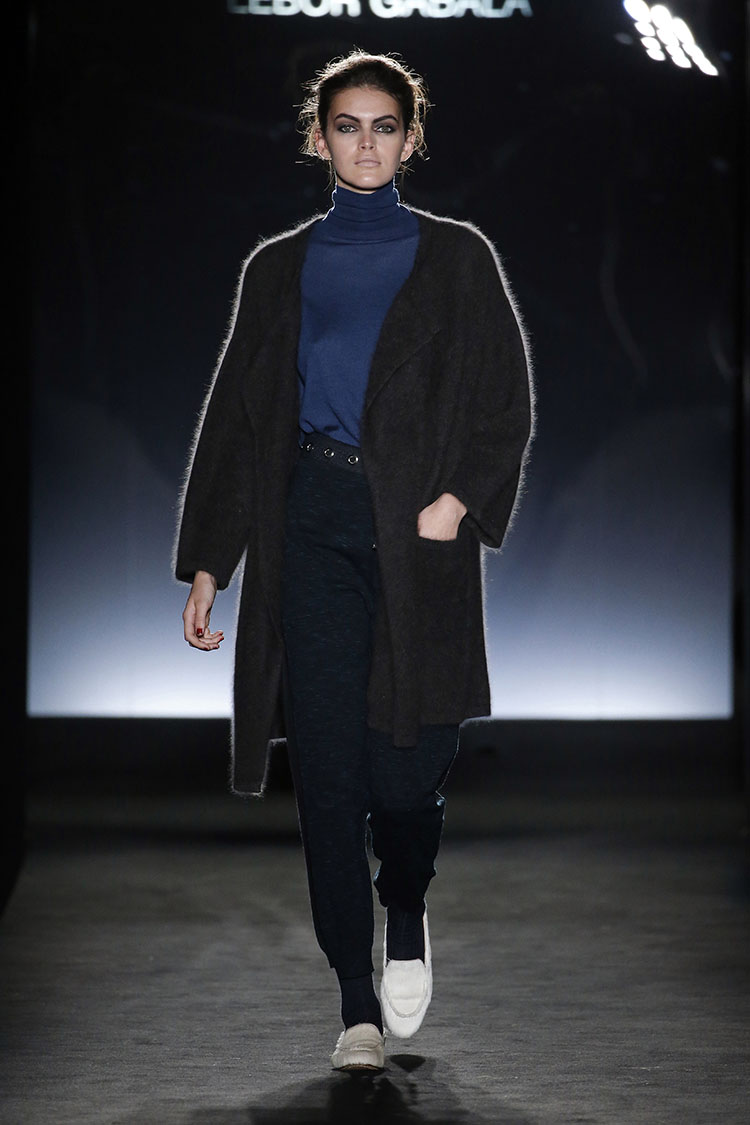 Lebor Gabala 080 Barcelona Fashion Fall/Winter 2018-2019