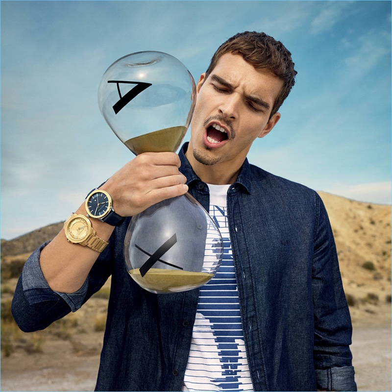 Alexandre-Cunha-Armani-Exchange-Spring-Summer-2018-Watches-Campaign-002