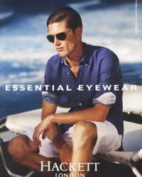 Jimmy Young for Hackett SS12_03