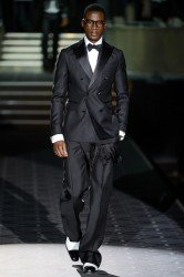 David Agbodji for Dsquared FW2013-2014 (2)