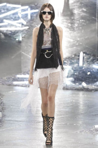 Rodarte, Ready to Wear Spring Summer 2015 Collection in New York
