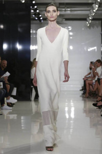 Ralph Rucci Ready to Wear Spring Summer 2015 in New York