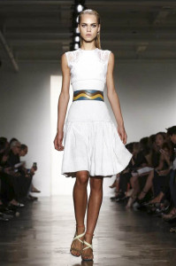 Sophie Theallet, Ready to Wear Spring Summer 2015 Collection in New York