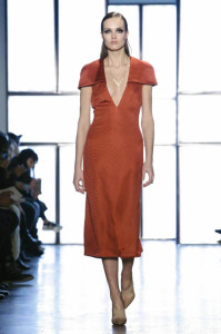Cushnie et Ochs Ready to Wear Fall Winter 2015 in New York