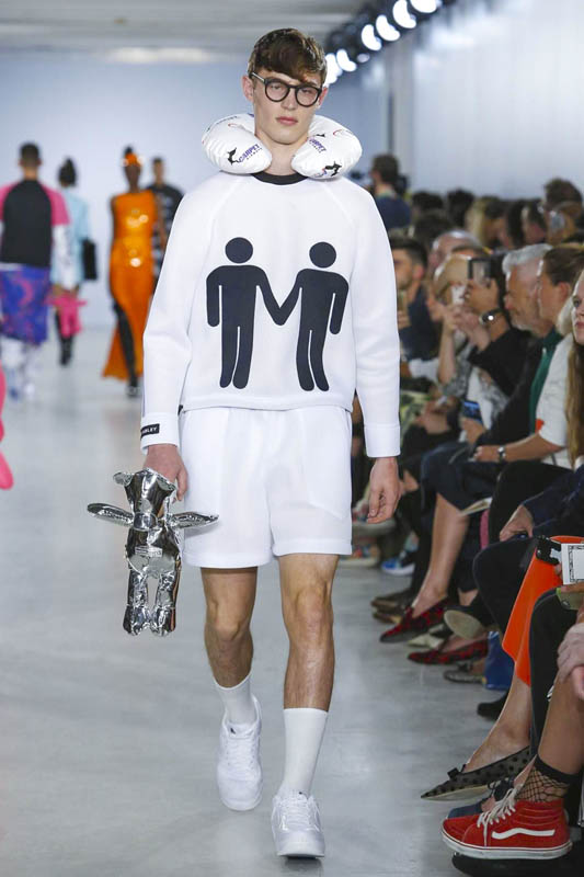 Bobby Abley, Menswear Collection Spring Summer 2017 in London