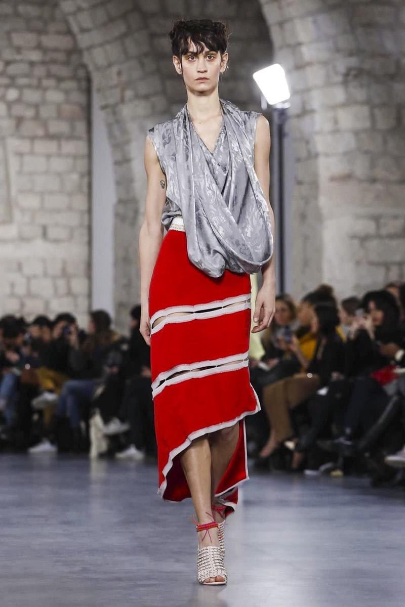 Antonio Ortega, Couture, Spring Summer 2017 in Paris
