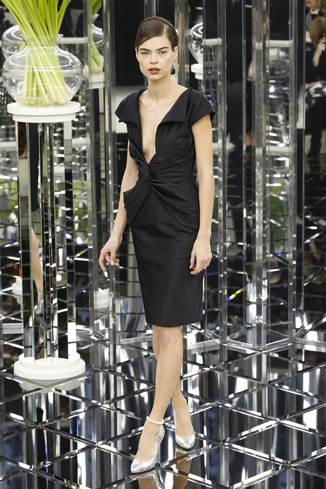 Chanel, Couture, Spring Summer 2017 Fashion Show in Paris