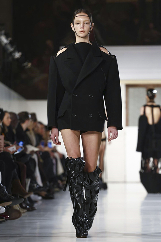Alexandre Vauthier, Fashion Show Couture Collection Spring Summer 2017 in Paris