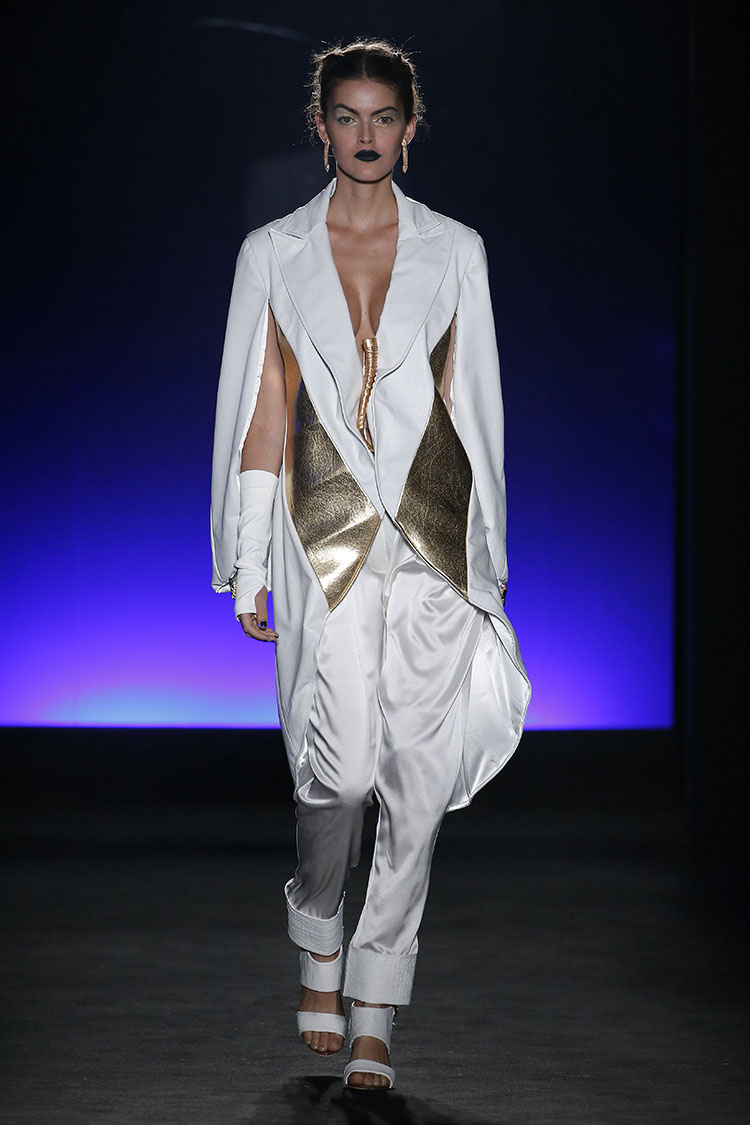 Elena Estaun 080 Barcelona Fashion Fall/Winter 2018-2019