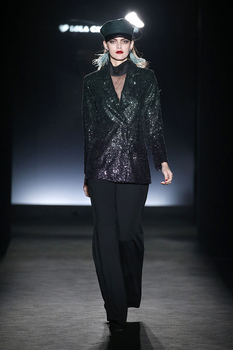 Lola Casademunt 080 Barcelona Fashion Fall/Winter 2018-2019