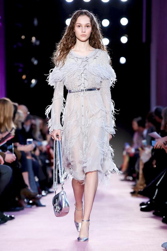 Blumarine Ready To Wear Collection Fall Winter 2018 in Milan