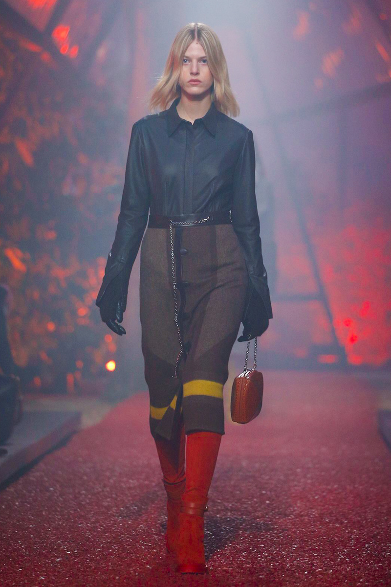 Hermes Fashion Show, Ready To Wear Collection Fall Winter 2018 in Paris