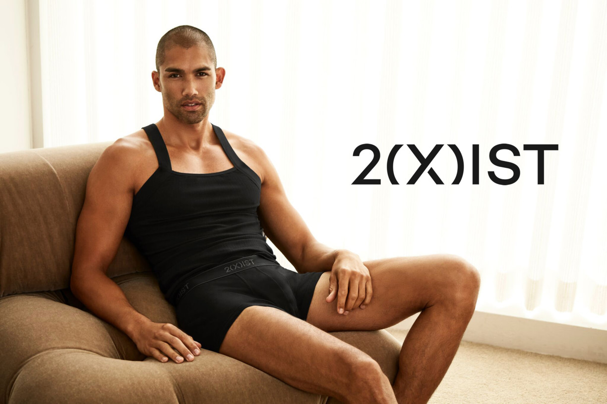 2XIST FALL 19 CAMPAIGN 2